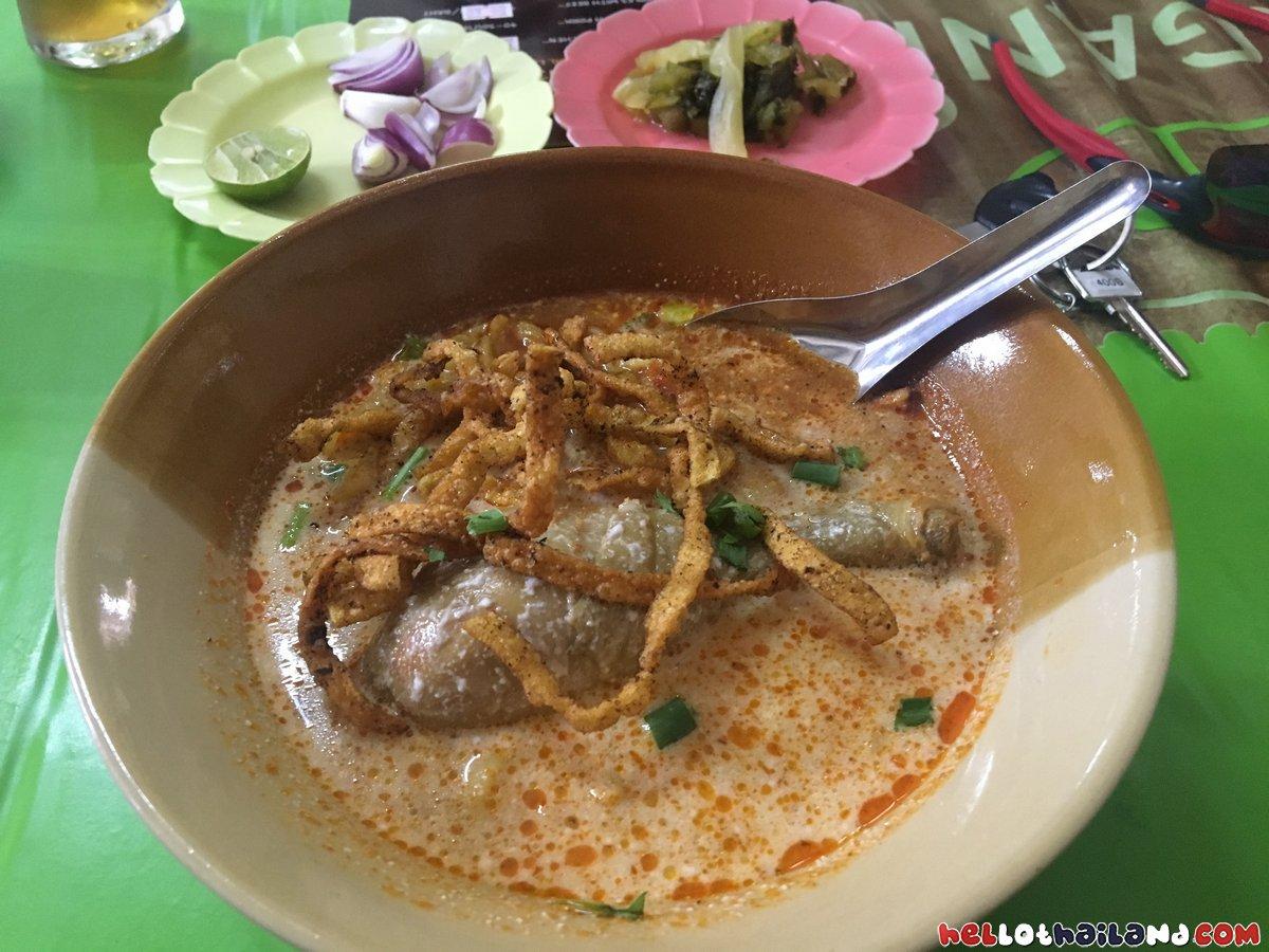 khao Soi Dish Chiang Mai