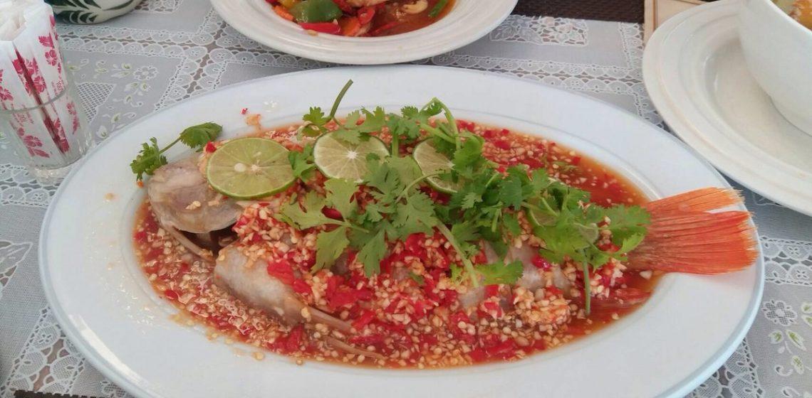 Baan Noy Restaurant Phuket Town Thailand