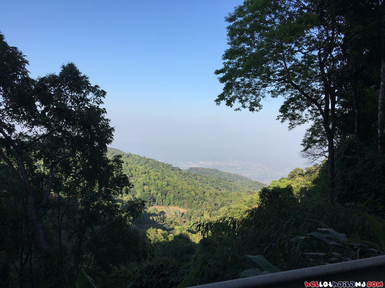 Incredible Views Doi Suthep Chiang Mai