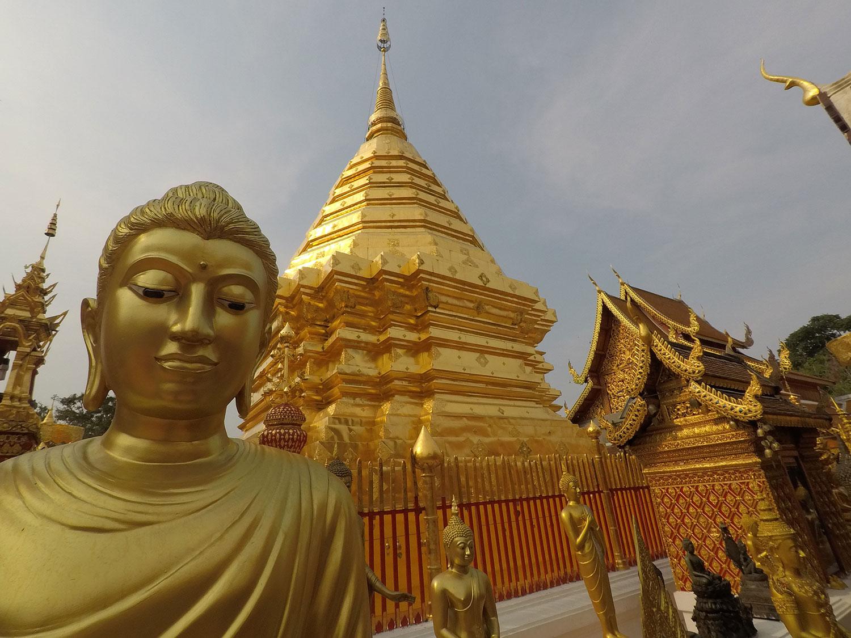 Doi Suthep Temple Wat Phra That