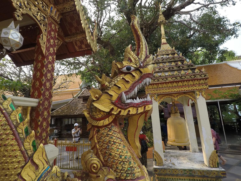 Amazing Beautiful Wat Phra That