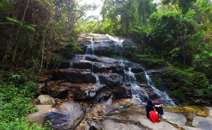 Montha Than Waterfall Doi Suthep