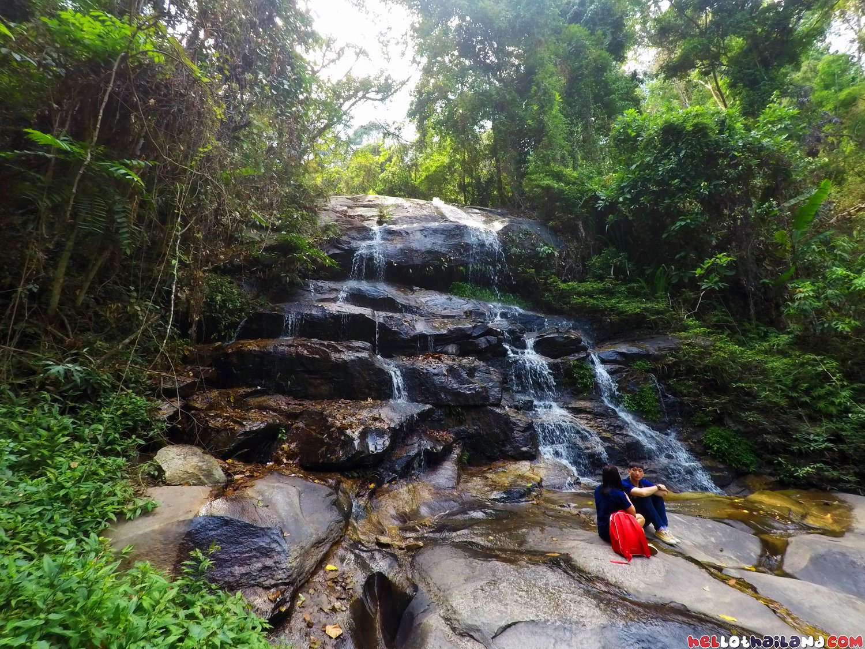 Montha Than Waterfall Doi Suthep