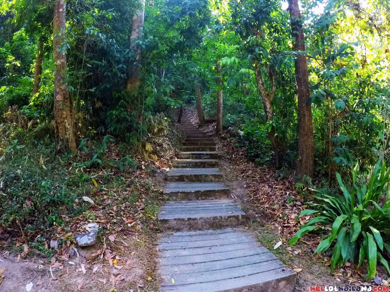 Montha Than Waterfall Doi Suthep Chiang Mai